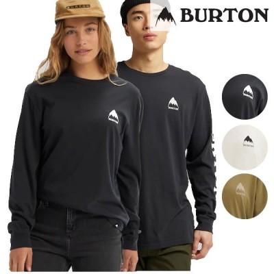 20FW BURTON 長袖Tシャツ Elite LS Tee 20392102 20392101 正規品/エリートLS/バートン/メンズ/スノーボード/ロンTEE/snow