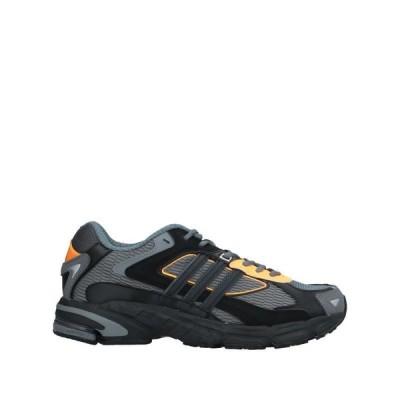 アディダス adidas スニーカー  メンズファッション  メンズシューズ、紳士靴  スニーカー 鉛色