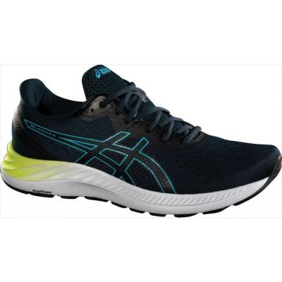 アシックス ASICS メンズ ランニング・ウォーキング スニーカー シューズ・靴 GEL-Excite 8 Running Sneaker French Blue/Digital Aqua