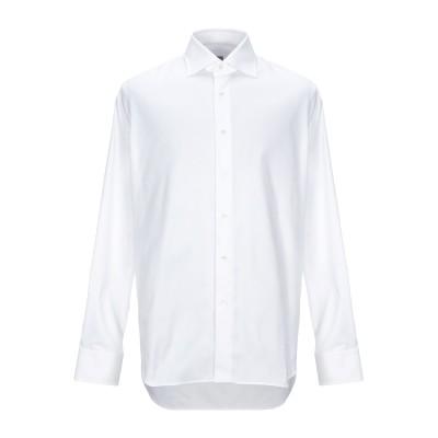 SIRIO シャツ ホワイト S コットン 100% シャツ