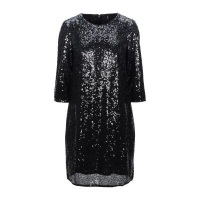 ONLY ミニワンピース&ドレス スチールグレー XS ポリエステル 100% ミニワンピース&ドレス