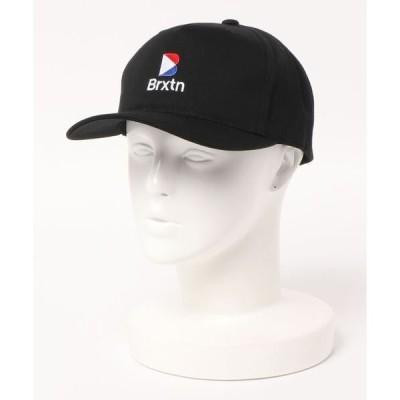 帽子 キャップ 【BRIXTON】STOWELL II MP SNBK / 【ブリクストン】スナップバック オーバーライド