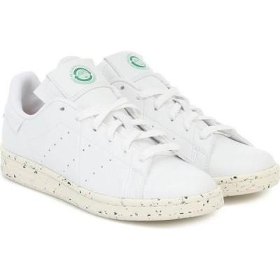 アディダス Adidas Originals レディース スニーカー スタンスミス シューズ・靴 Stan Smith Sneakers Ftwwht/Owhite/Green