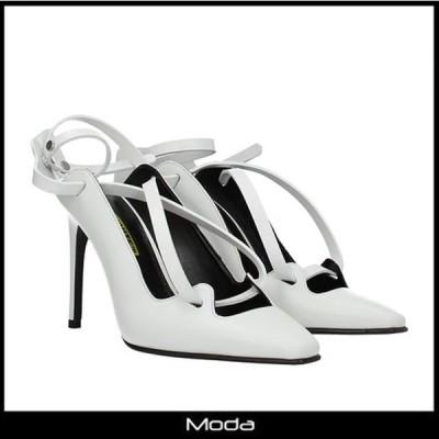 オフホワイト サンダル レディース レザー Off-White 靴 白