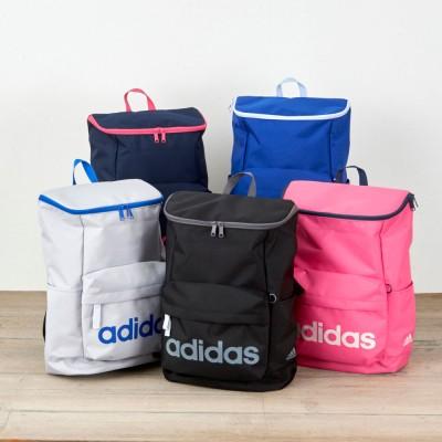 adidas(アディダス)/スクエアタイプリュック(20L) ピンク