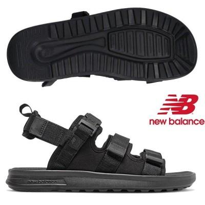 3月発売予定 予約受付中!ニューバランス サンダル 750 STRAP TK ブラック(BLACK)new balance メンズ ストラップ 黒 SDL750-TK NB 20LS cat-ls-sandal
