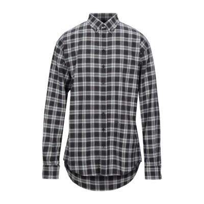 ディースクエアード DSQUARED2 シャツ 鉛色 44 コットン 100% シャツ