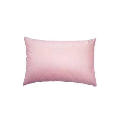 ふるさと納税 都留市 防ダニ枕カバー43×63cm【ダニの通過率0%】ピロケース アルファソフト綿A:ピンク