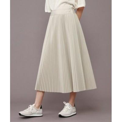 【otona MUSE5月号/Marisol3月号掲載】コットンウェザープリーツスカート