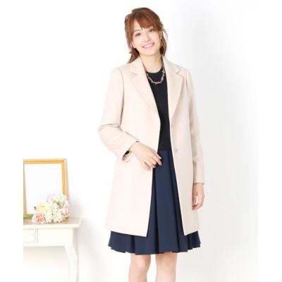 三京商会 / [Filomo]カシミヤブレンドチェスターコート WOMEN ジャケット/アウター > チェスターコート