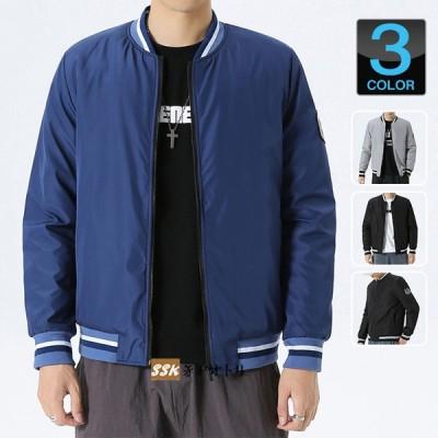 スタジャン メンズ ジャケット はおり ブルゾン フライトジャケット ロゴ アウター 春のファッション
