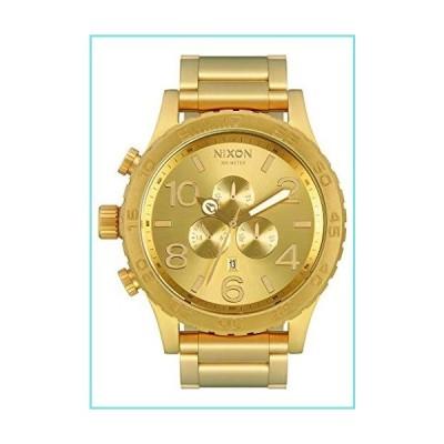 Nixon 51-30 Chrono A083-502 Mens Wristwatch Design Highlight【並行輸入品】