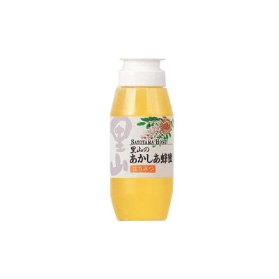 山田養蜂場 里山のあかしあ蜂蜜 500g TW1010103492
