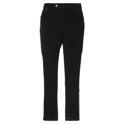 STILOSOPHY INDUSTRY パンツ ブラック 50 コットン 98% / ポリウレタン 2% パンツ