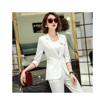 新しいプロウェアの女性のスーツスーツは韻を踏むことができます東莞作業服スポット