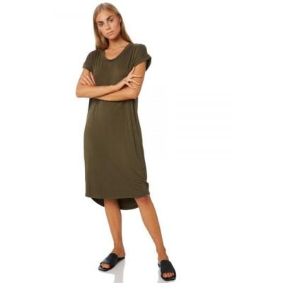 ベティベーシック Betty basics レディース ワンピース ワンピース・ドレス Avalon Dress Khaki