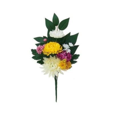 ASCA 造花 仏花 ミックス 全長39cm
