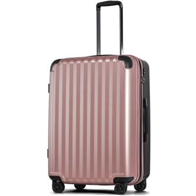 【タビバコ】 スーツケース LLサイズ 静音8輪キャスター 軽量 大容量 拡張 TSAロック 受託手荷物無料 キャリーバッグ キャリーケース? ユニセックス その他系7 L tavivako