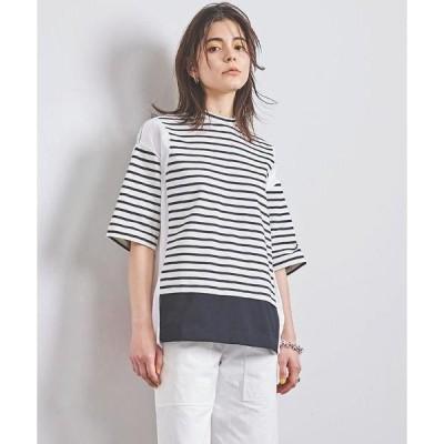 tシャツ Tシャツ <CINOH(チノ)>マリン Tシャツ