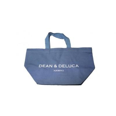 ディーンアンドデルーカ DEAN&DELUCA  ハワイ限定 トートバッグ  Sサイズ Hawaii 限定商品 ブルー