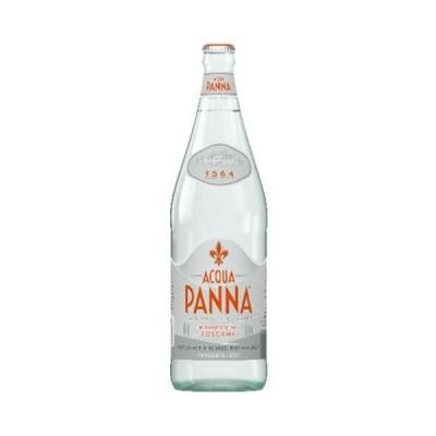 送料無料  アクアパンナ 1L瓶×12本入