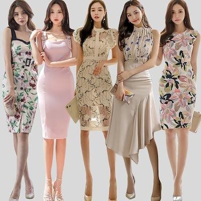 ロングワンピース韓国ワンピース夏ファッションOL正式な場合礼装ドレス ワンピース パーティードレスワンピースパーティードレス ワンピショートドレス結婚式二次会