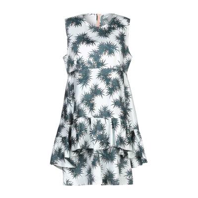 ロートレ ショーズ L' AUTRE CHOSE ミニワンピース&ドレス アイボリー 40 コットン 100% ミニワンピース&ドレス