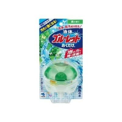 【あわせ買い2999円以上で送料無料】液体ブルーレットおくだけ 森の香り 無色の水 本体