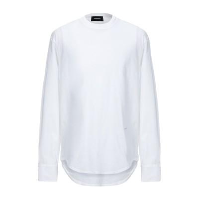 ディースクエアード DSQUARED2 T シャツ ホワイト XXL コットン 100% T シャツ