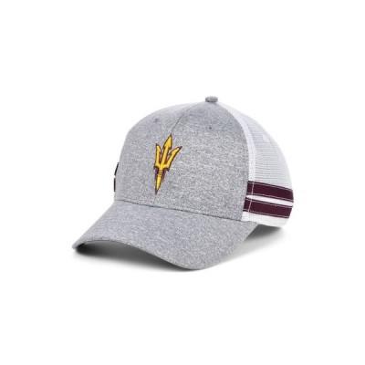 トップオブザワールド メンズ 帽子 アクセサリー Arizona State Sun Devils Space Dye Trucker Cap
