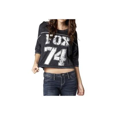フォックスレーシング おしゃれ レディース ウェア Fox Racing - Fox レディース Tシャツ - Kickoff