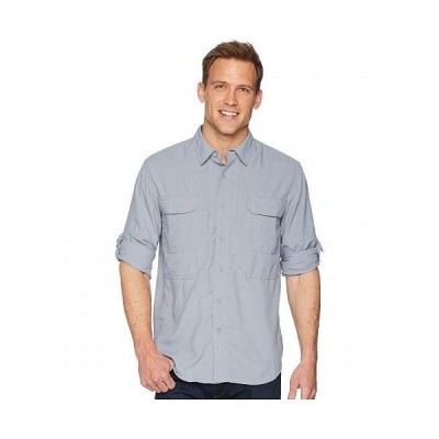 Royal Robbins ロイヤルロビンズ メンズ 男性用 ファッション ボタンシャツ Bug Barrier Expedition Long Sleeve Shirt - Tradewinds