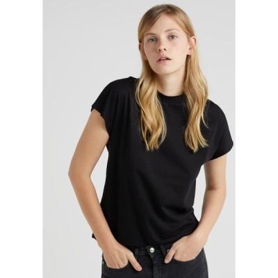 ウォンハンドレッド Tシャツ レディース トップス PROOF - Basic T-shirt - black