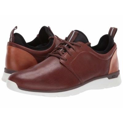 ジョンストンアンドマーフィー スニーカー シューズ メンズ Waterproof Prentiss XC4(R) Casual Dress Plain Toe Sneaker Mahogany Waterproof Full Grain