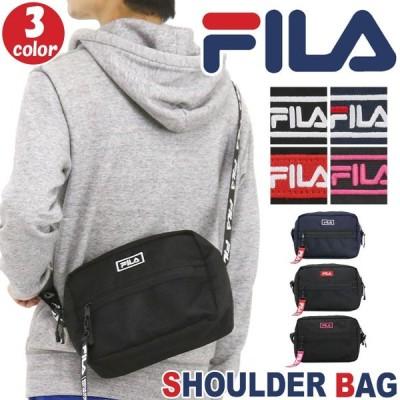 ショルダーバッグ FILA フィラ ワンショルダー スクエア ショルダー バッグ 斜め掛け 軽量 メンズ レディース マザーズバッグ ブランド ママバッグ サブバッグ