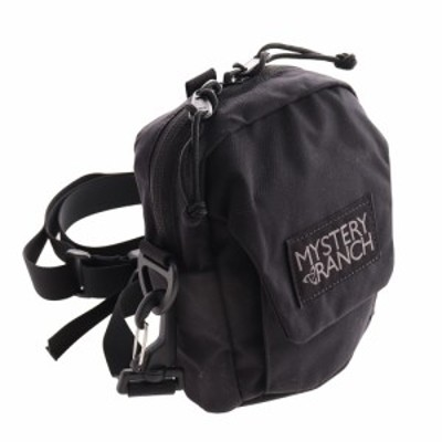 ミステリーランチ(Mystery Ranch)ボップ Black 19761333001000(Men's、Lady's)