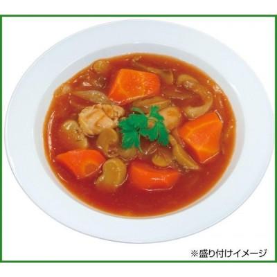 アルファフーズ UAA食品 美味しい防災食 カロリーコントロール鶏と野菜のトマト煮130g×50食|b03