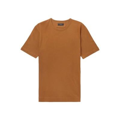 ジョゼフ JOSEPH T シャツ ブラウン XL コットン 100% T シャツ