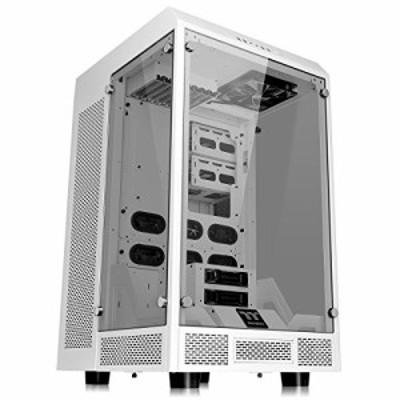 Thermaltake TT Premium The Tower 900 Snow Edition フルタワーPCケース 3(新古未使用品)