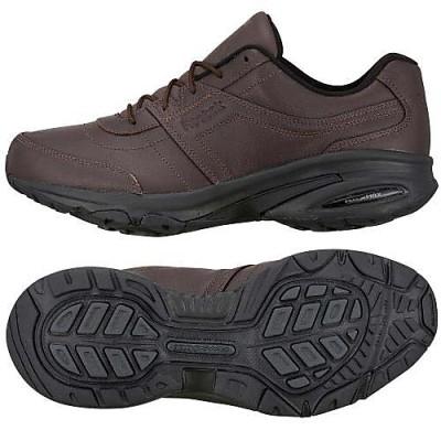 Reebok (リーボック) レインウォーカー ダッシュ DMX エクストラワイド / Rainwalker Dash DMX Extra-Wide Shoes 26.0cm BRN メンズ JLL35 M48149