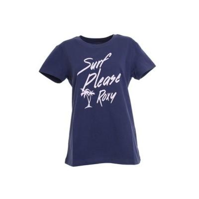 ロキシー(ROXY) Tシャツ レディース 半袖 20SPRST201083NVY 母の日 (レディース)