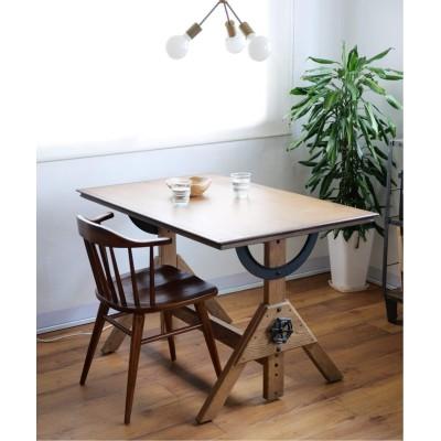 アクメ ファニチャー 《大型商品》FILLMORE TABLE-W115_2nd フィルモア テーブル W115 その他カラー K フリー