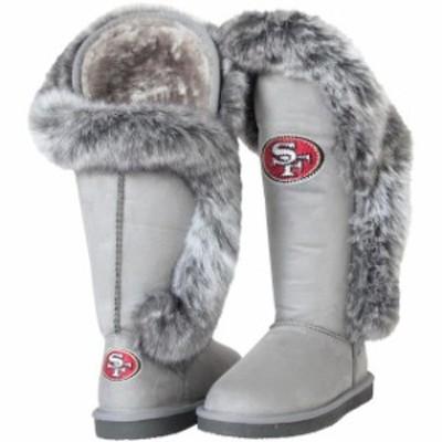 Cuce クーチェ シューズ ブーツ Cuce San Francisco 49ers Womens Winners Boots