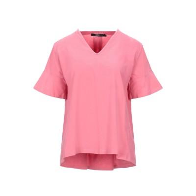 SEVENTY SERGIO TEGON T シャツ パステルピンク 42 コットン 100% T シャツ