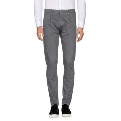 LIU •JO MAN パンツ 鉛色 30 コットン 98% / ポリウレタン 2% パンツ
