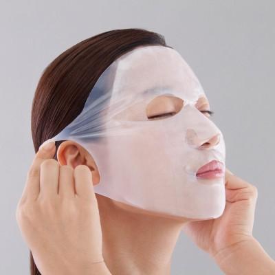 【自宅でスペシャルケア】重ねて使って密着度UP!シリコンフェイスマスク