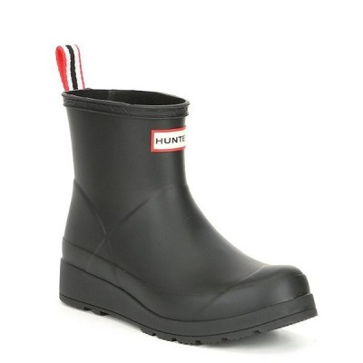 ハンター レディース ブーツ・レインブーツ シューズ Boots Play Boot Short Rain Boots