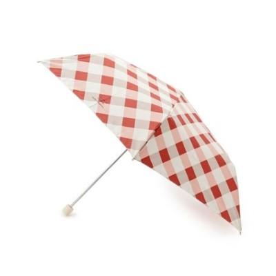 Wpc.バイアスチェックスリム折り畳み傘