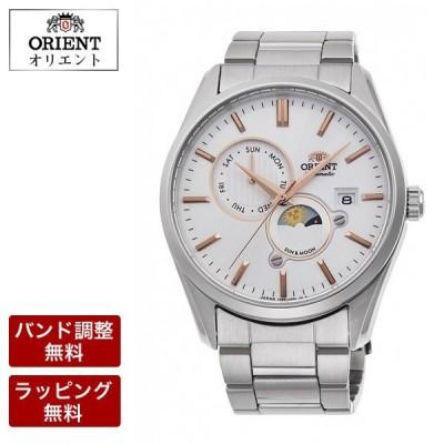 オリエント 腕時計 ORIENT オリエントコンテンポラリー SUN&MOON表示機構付き 機械式 自動巻 手巻き メンズ 腕時計 RN-AK0301S