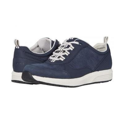 Rockport ロックポート レディース 女性用 シューズ 靴 スニーカー 運動靴 Trustride - Navy